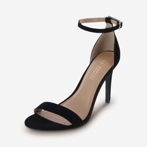 MARTHA STEWART Black Women's HIGHCLERE Vegan Heel